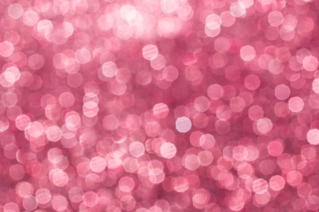 Różowe tło świecidełka