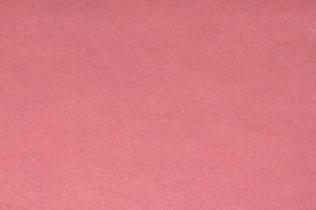 Różowe tło tekstury filcu