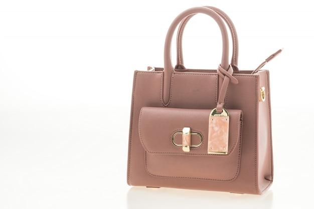 Różowe torebki