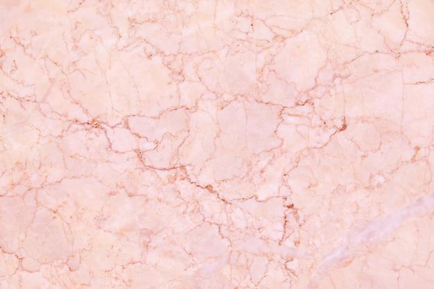 Różowe złoto marmur tekstura tło, naturalne kamienne płytki podłogowe.