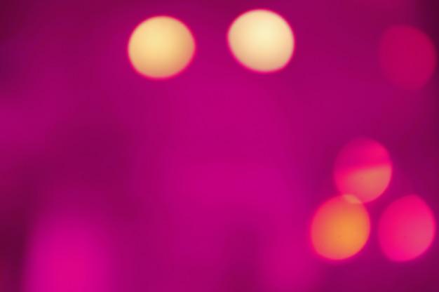Różowy abstrakcjonistyczny tło, różowy bokeh tło