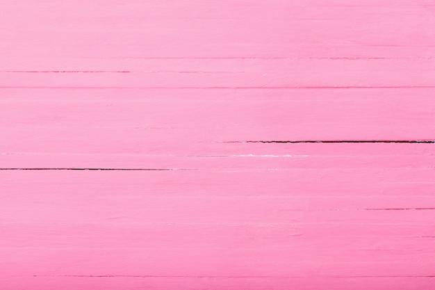 Różowy drewniany tekstury tło