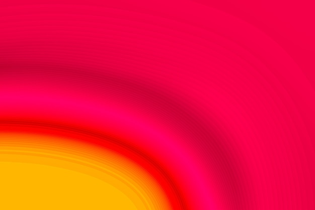 Różowy i pomarańczowy - abstrakcyjne linie tła