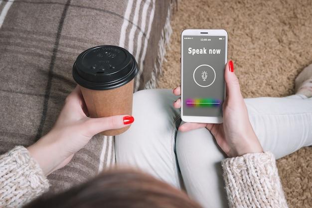Rozpoznawanie głosu w koncepcji technologii wyszukiwania