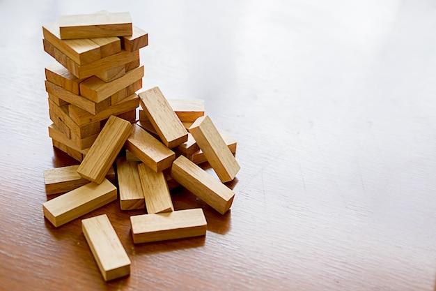 Rozwiązywanie problemów biznes nie może zatrzymać efektu domina ciągłego