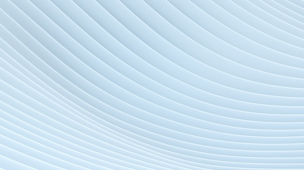 Ruch fali streszczenie tło, miękkie białe fale przepływu, abstrakcyjne tło, renderowania 3d.