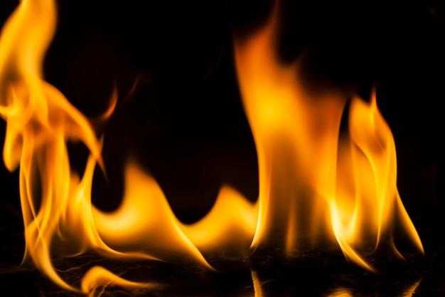 Ruch Ognia Premium Zdjęcia