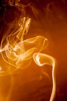 Ruch złotego dymu.