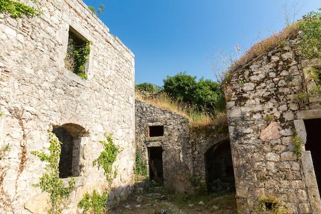 Ruiny starego zamku