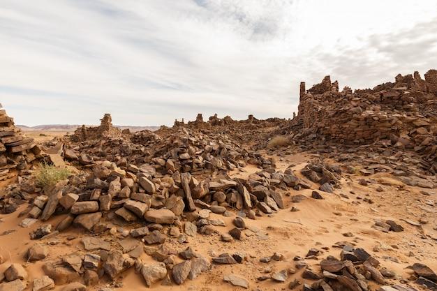 Ruiny starożytnego miasta