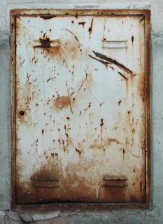 Rusty panelu