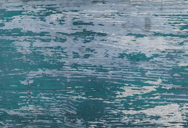 Rustykalne niebieskie drewniane teksturowane tło podłogi