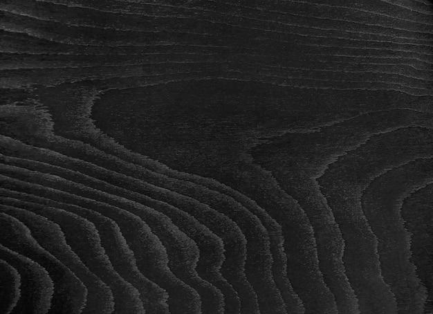 Rustykalny ciemny węgiel wzór tekstury drewna z bliska strzał, stół lub inne meble