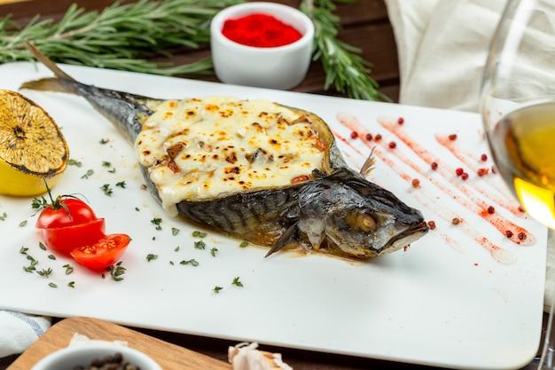 Ryba faszerowana