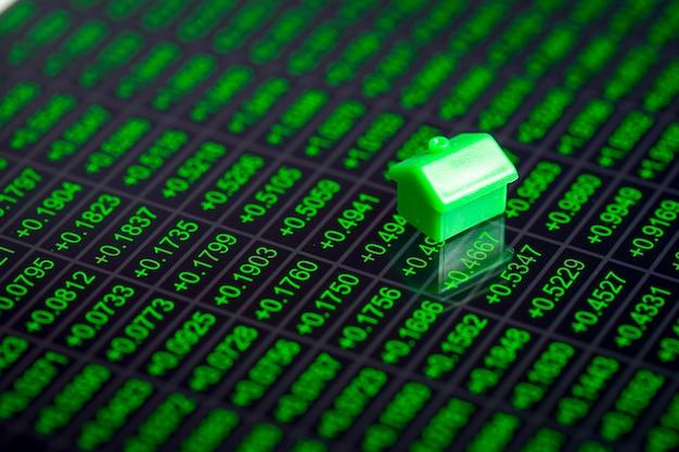 Rynek nieruchomości, domów i nieruchomości