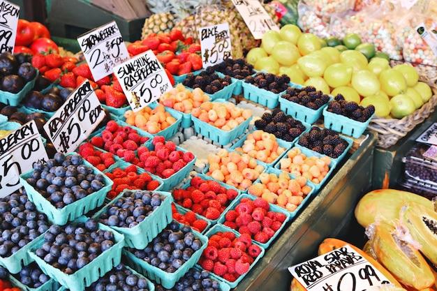 Rynek owoców
