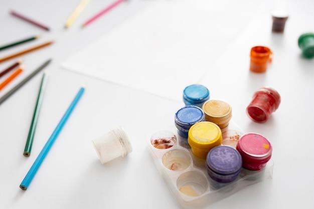 Rysowanie elementów do aranżacji dla dzieci