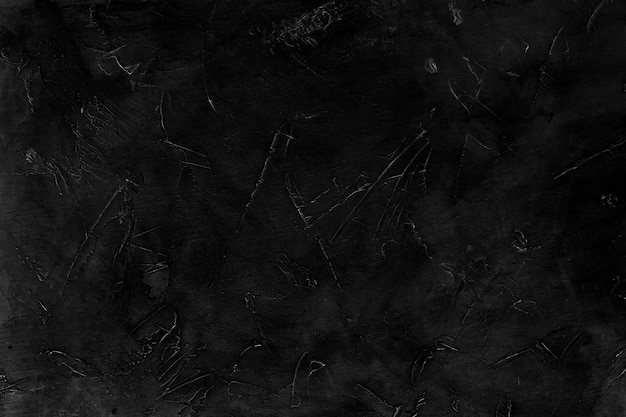 Rysy i pociągnięcia tekstury na czarnym tle