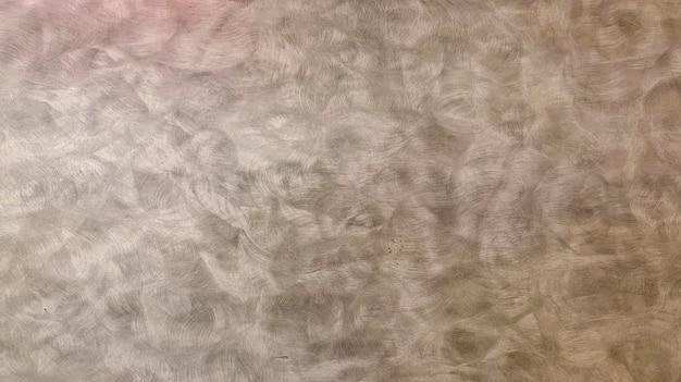 Rysy ze stali nierdzewnej. tekstura ze stali nierdzewnej.