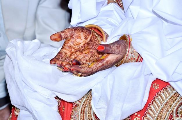 Rytuał weselny w indiach