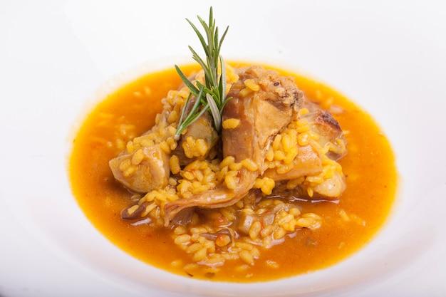 Ryż arroz yummy menu gastronomia