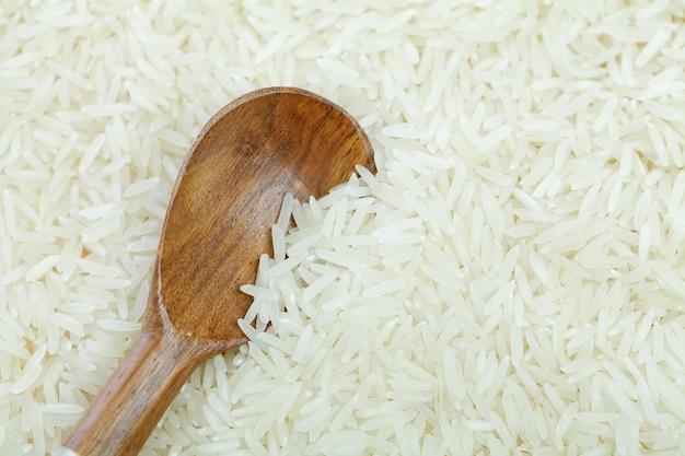 Ryż basmati, tło żywności