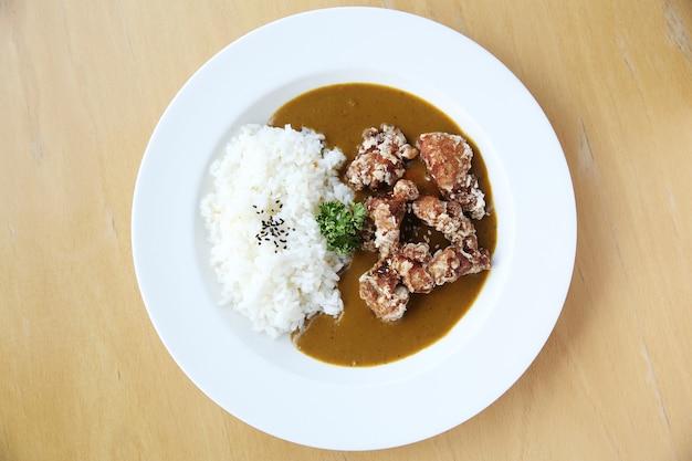 Ryż curry