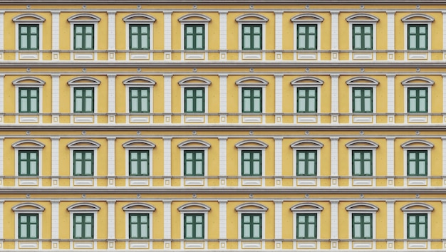 Rzędy grupa rocznik okno tekstury tło.
