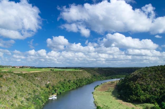 Rzeka chavon