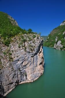 Rzeka drina w bośni i hercegowinie