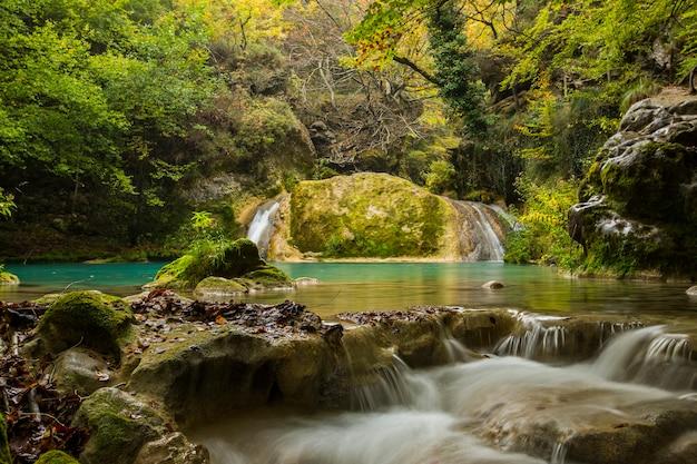 Rzeka nacedero de urederra