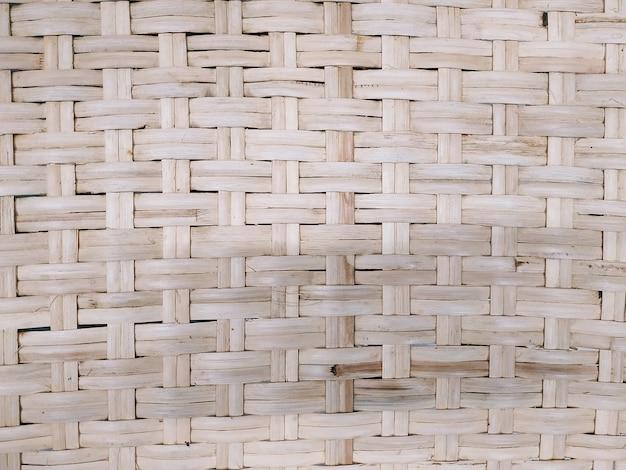 Rzemieślnicze splot stylu tajskim wzór tekstury tło