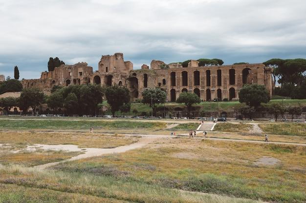 Rzym włochy czerwca 2018