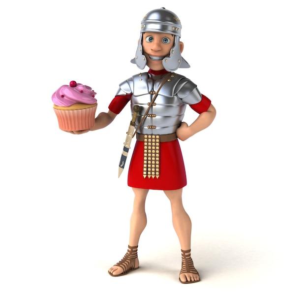 Rzymski żołnierz