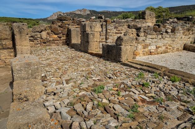 Rzymskie ruiny baelo claudia