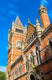 Sąd koronny w manchesterze, północno-zachodnia anglia