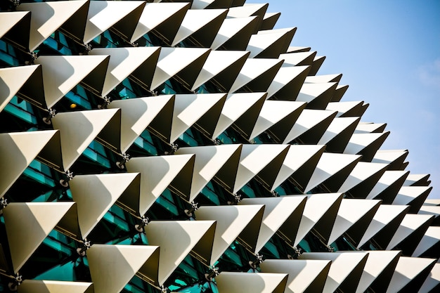 Sala koncertowa esplanade w singapurze
