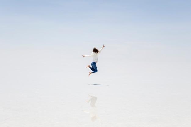 Salar de uyuni sól mieszkanie w boliwia