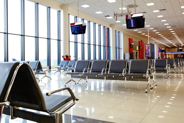 Salon na lotnisku