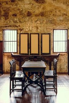 Salon w stylu chińskim