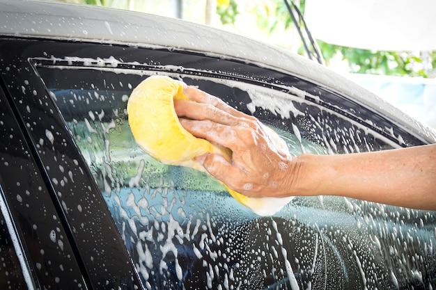 Samochód do mycia rąk