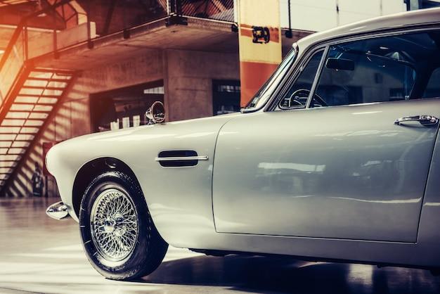 Samochód retro transportu vintage