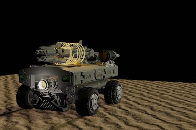 Samochód wojenny
