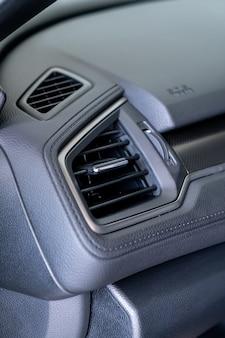 Samochód z dyszą powietrzną