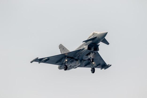 Samolot eurofighter typhoon c-16