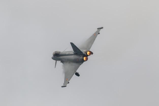 Samolot eurofighter typhoon