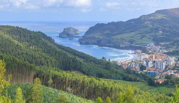 San juan de gaztelugatxe sceneria gra o tron kraj basków hiszpania