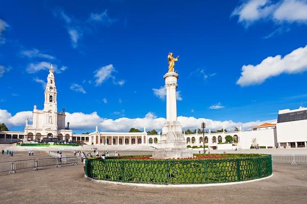 Sanktuarium fatimskie, zwane również bazyliką matki bożej fatimskiej, portugalia