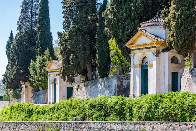 Sanktuarium siedmiu kościołów w monselicach