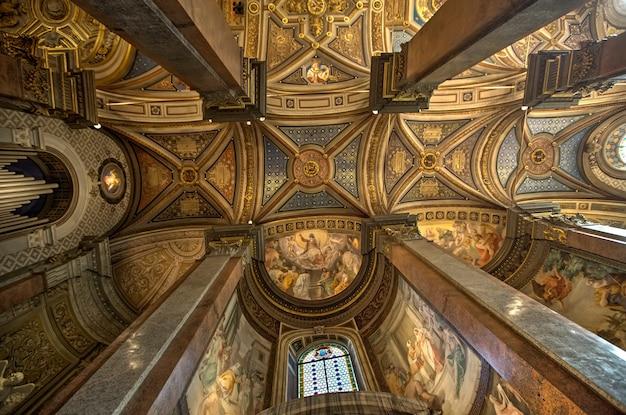 Santa maria dell anima kościół w rzymie